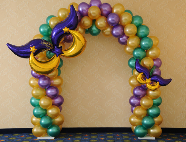 Party People Event Decorating Company: Mardi Gras Prom ...